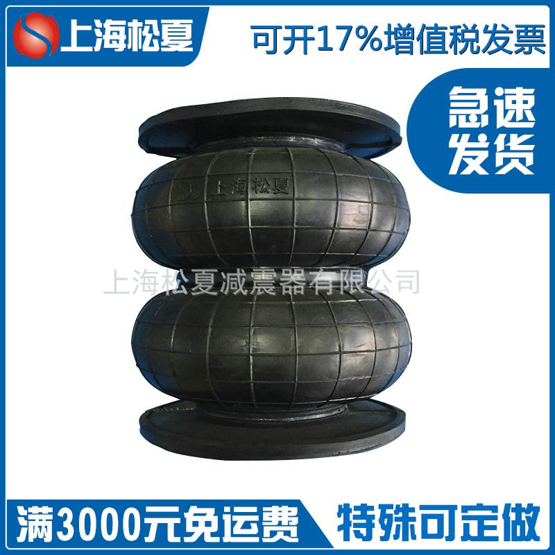 据载荷作用变形方式空气弹簧的分类